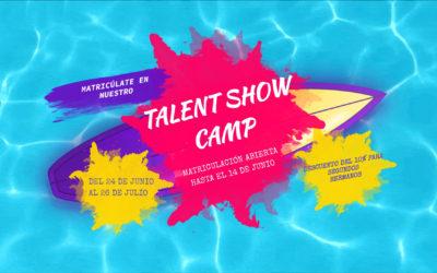 Últimos días de matriculación para nuestro Summer Camp «Talent Show Camp»