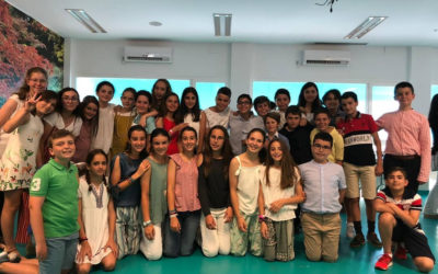 Secondary Welcome party 2019-2020