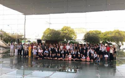 St.Mary's School Big Talent Day en Andalucía Open Future