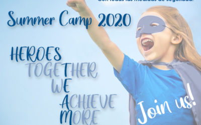 SUMMER CAMP 2020: Heroes Team!