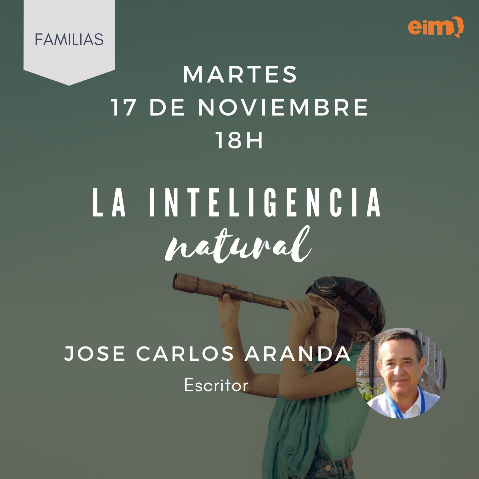 Webinar para padres - La inteligencia Natural