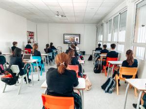 Webinar escolar - Semana de la Historia St. Mary's School