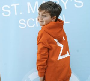 Sudadera Solidaria - St. Mary's School x La Casa Azul