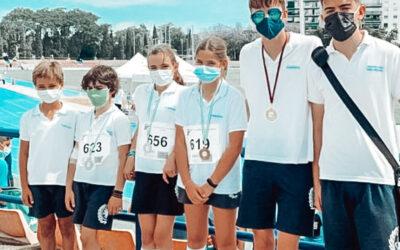 St. Mary's School de Sevilla único colegio en conseguir 6 medallas en Atletismo