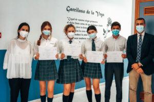 Concurso Fundación Persán - St, Mary's school