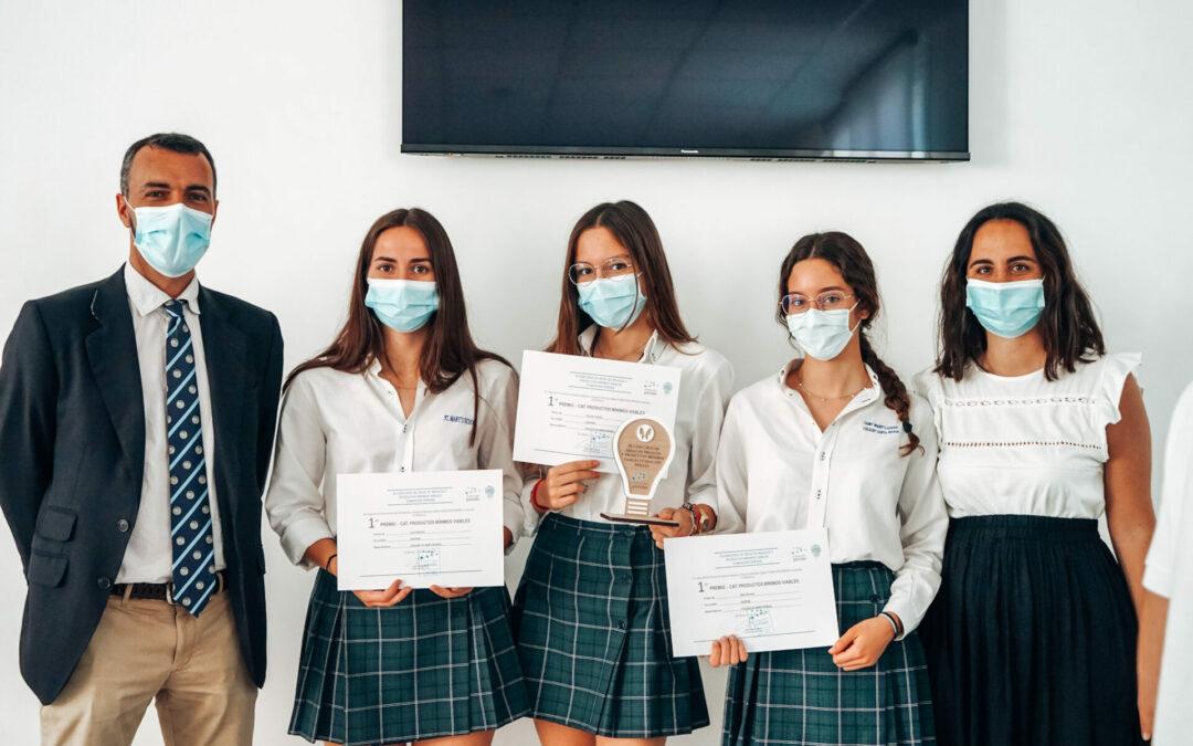 Alumnos de St. Mary's School GANADORES del concurso Fundación Persán
