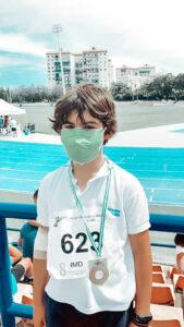 Final Atletismo IMD Sevilla - St. Mary's School