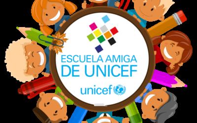 St. Mary's School de Sevilla escuela amiga de Unicef