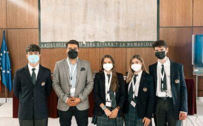 Parlamento Científico jóvenes 2021 - St. Mary's School