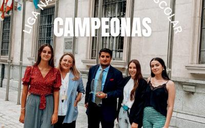 St. Mary's School de Sevilla se proclama campeón Nacional de la Liga Nacional de Debate Escolar